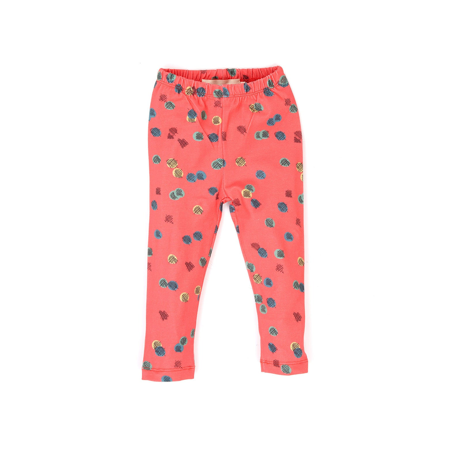 Leggings - Pink Splodge - Palava