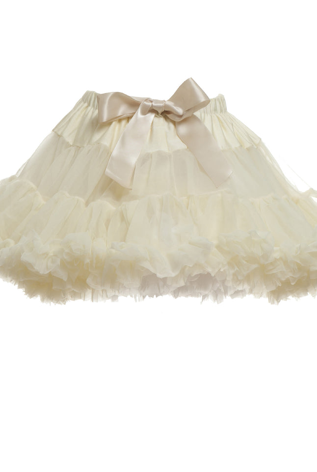 Children's Petticoat - Cream - Palava