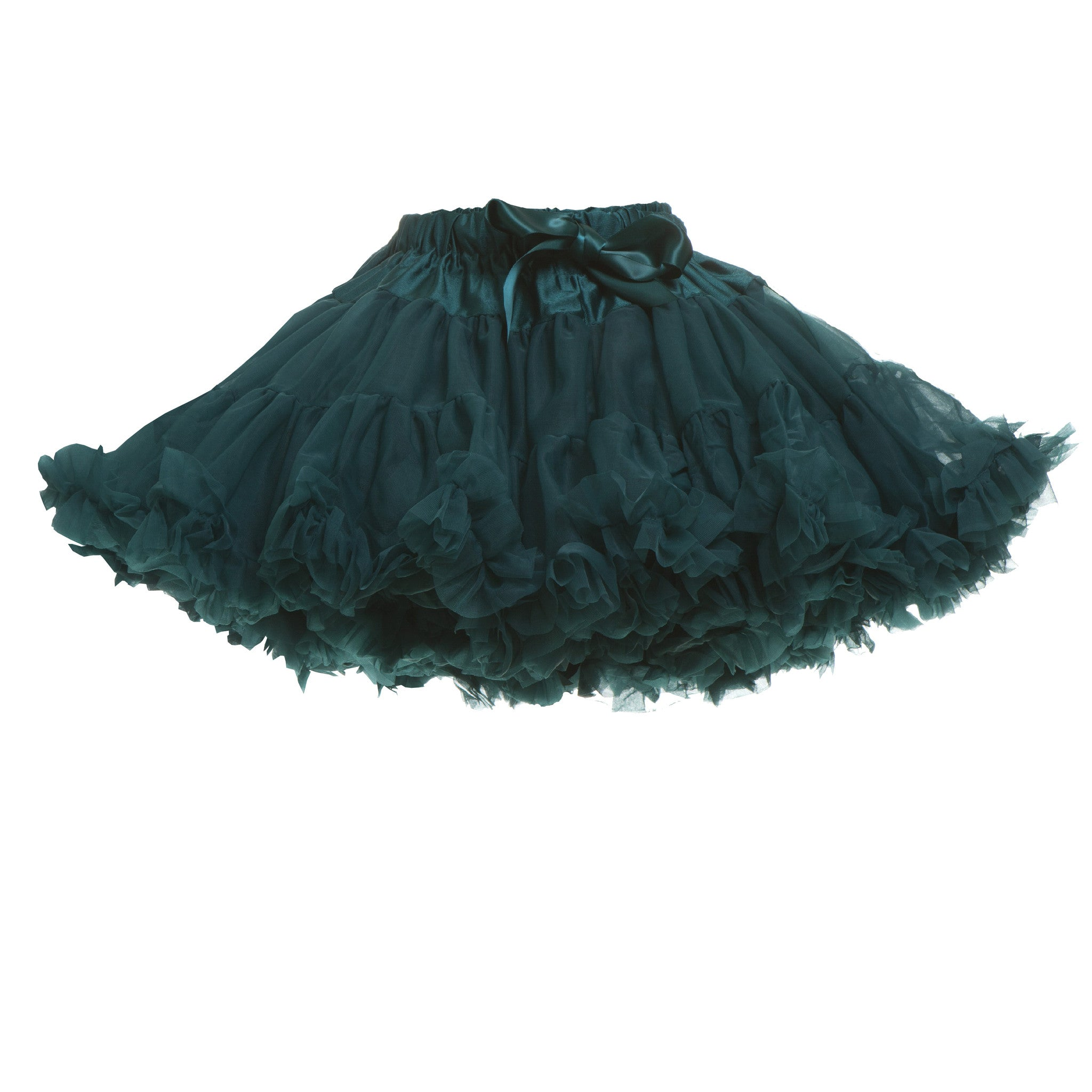 Children's Petticoat - Emerald Green - Palava