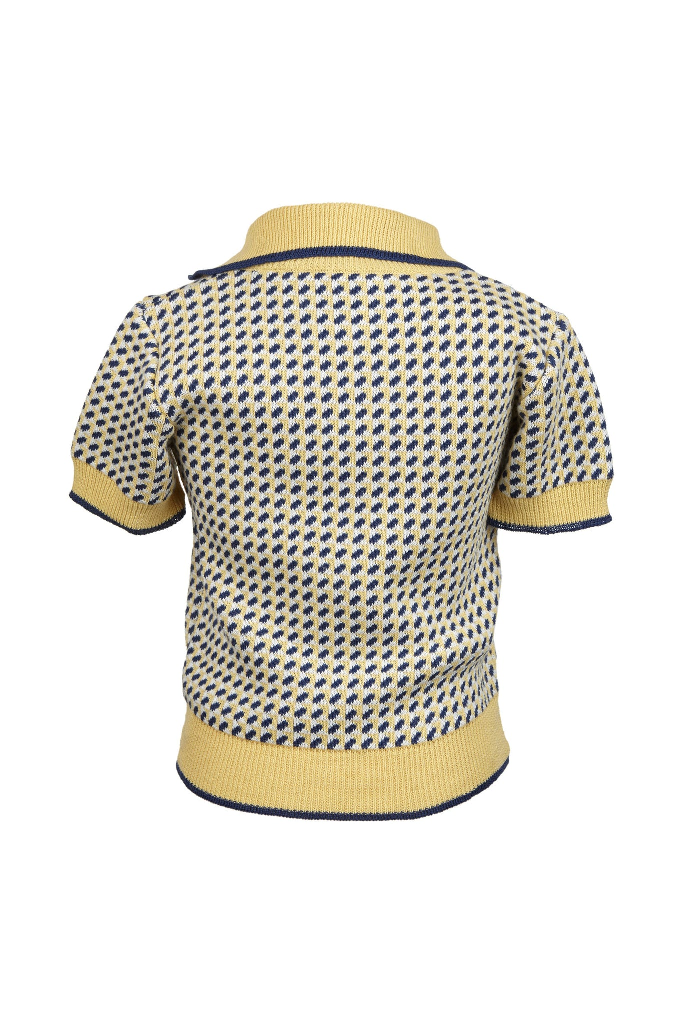 Children's Top - Lemon/Navy Fly Away - Palava