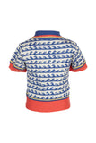 Children's Top - Blue Waves - Palava