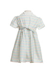 Archive sale - Lula dress - Stripe Pastel