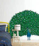 Peacock Wall Sticker - Palava