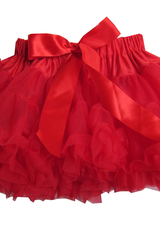 Children's Petticoat - Red - Palava
