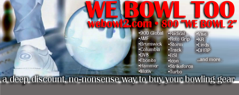 WE BOWL 2 - National Bowling Store