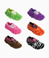 Brunswick Fuzzy Shoe Cover, One Size Fits Most