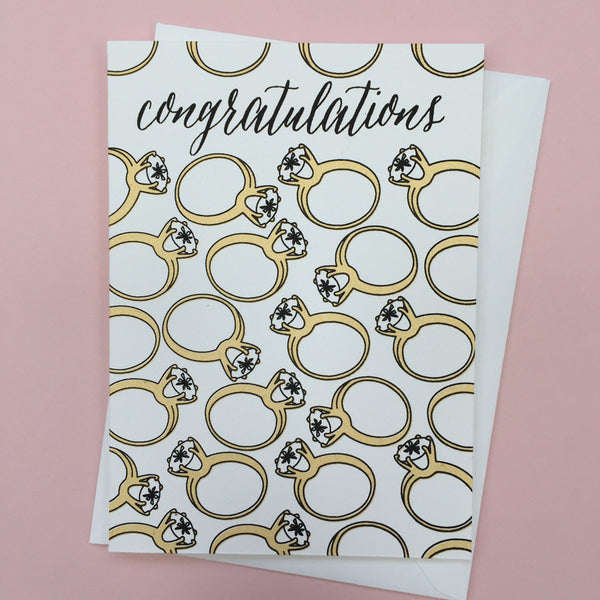 Wedding, Engagement & Anniversary Cards