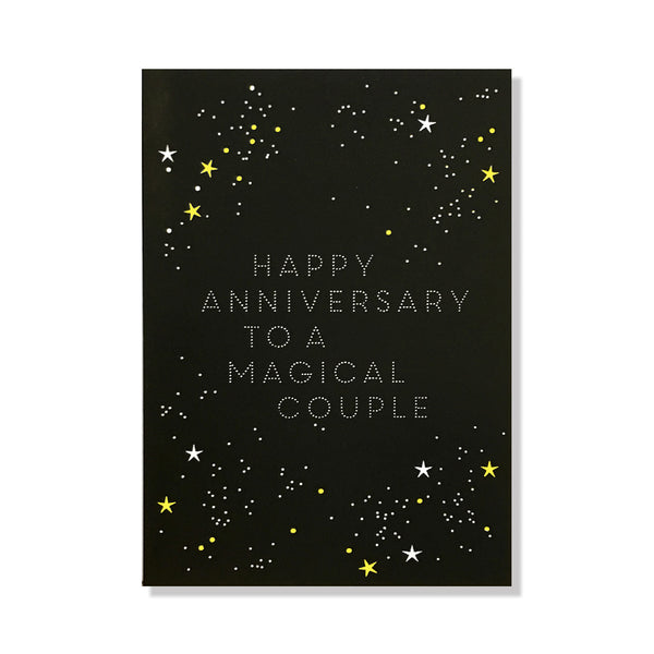 constellation anniversary card