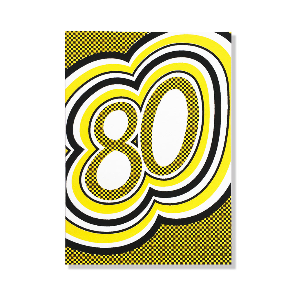 80 Birthday Decade Card