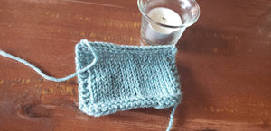Easy Way to Use the Stockinette Stitch