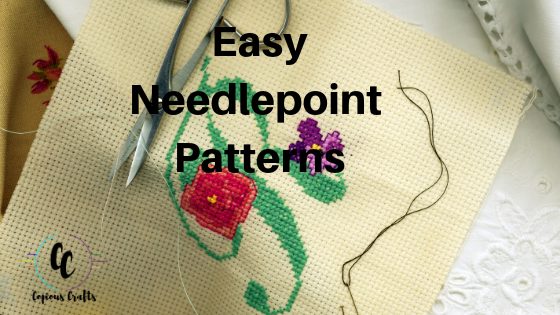 Needlepoint Patterns - Day 52