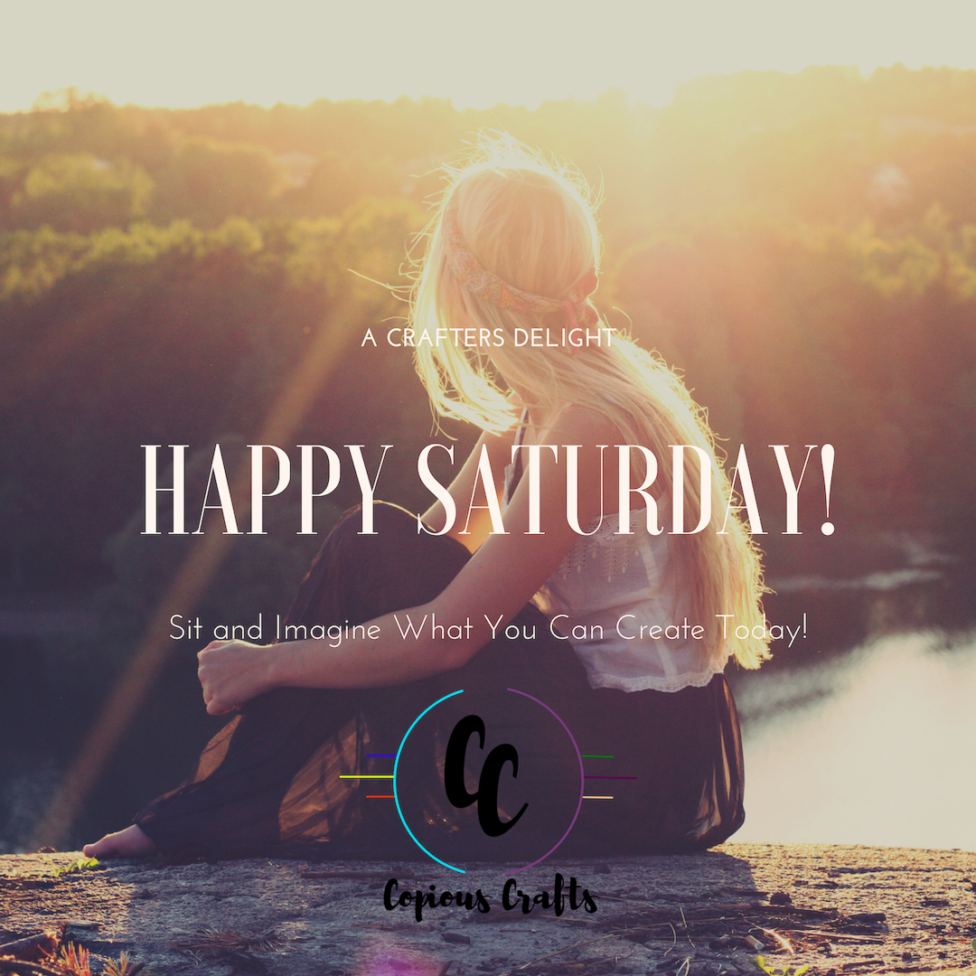 Happy Saturday - Day 39