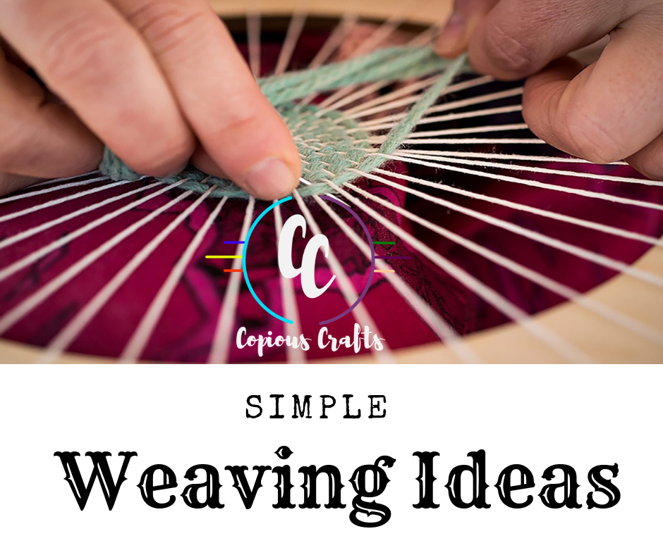 Simple Weaving Ideas - Day 51
