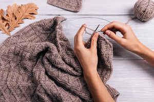 Knit A Super Easy Sweater - Day 46