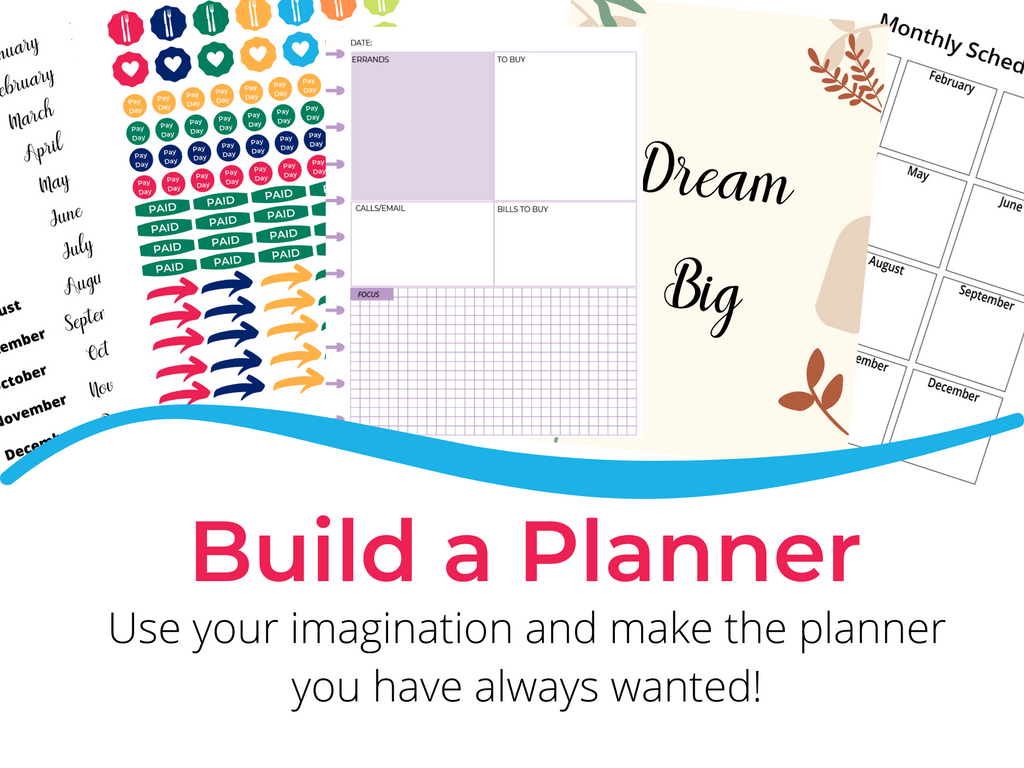 Build A Planner