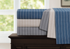 Menswear Pinstripe Sheet Set
