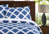 Diamond Ikat Duvet Cover