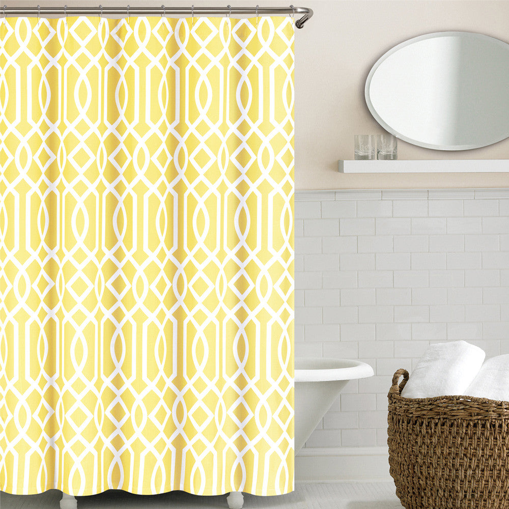Irving Place Shower Curtain
