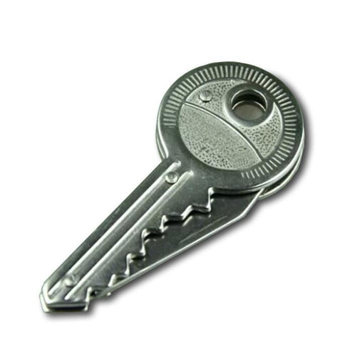Hidden Knife Key for Survival protection Emergency gear spy key