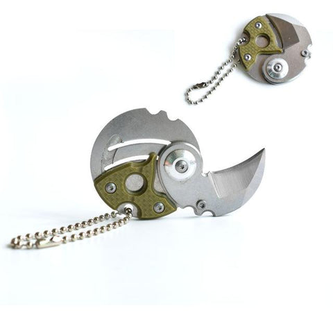 LiteGR mini Folding Key chain Knife