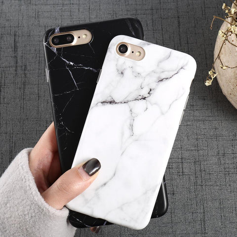 Marble Case for iPhone 7,8, 7,8 Plus