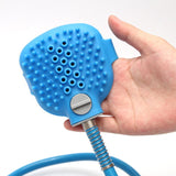 Magic Paw Shower Brush