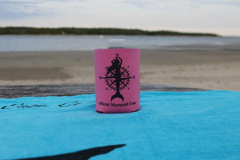 FREE KOOZIE when you purchase Long Sleeve Get Nauti and/or Mermaid Flip Flops!