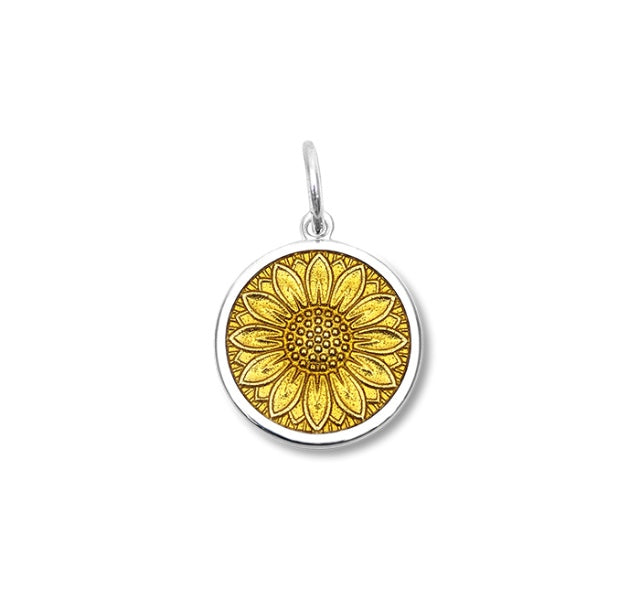 Sunflower Small (19 mm) Gold