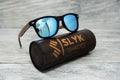 SLYK Shades - Wooden Sunglasses - Mermaids on Cape Cod-Official Mermaid Gear