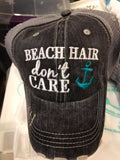 Trucker Distressed Hats - Mermaids on Cape Cod-Official Mermaid Gear
