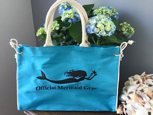 Mermaid Beach Tote