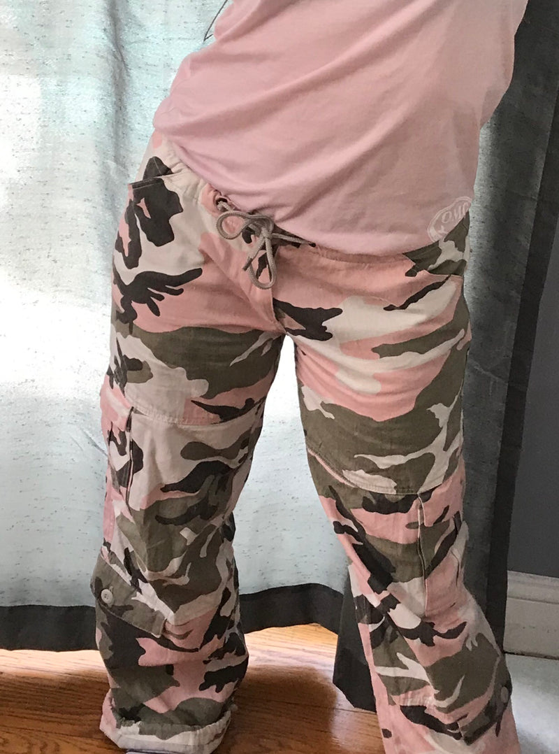 Pink Camo Dream Girl - Mermaids on Cape Cod-Official Mermaid Gear