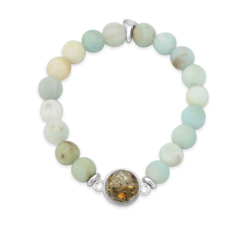Dune Sand & Stone Bracelets - Mermaids on Cape Cod-Official Mermaid Gear