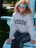 Weekend Vibes Sweater - Mermaids on Cape Cod-Official Mermaid Gear