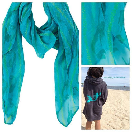 Mermaid Scarves