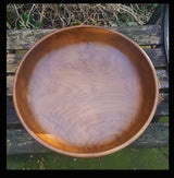 Teak Root Large Round Table Bowl - AsianWoodCraftUK