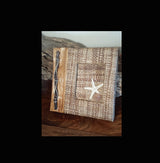 Natural Materials Hand Made Photo Album 03 - AsianWoodCraftUK
