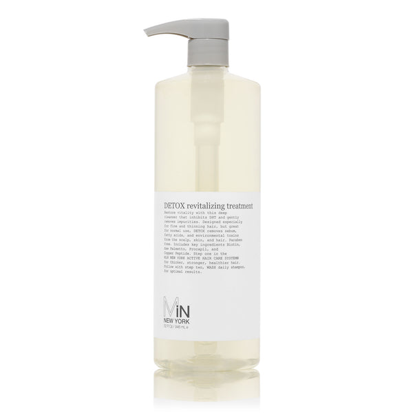 MiN Professionals MiN New York Detox Clarifying Hair and Scalp Treatment