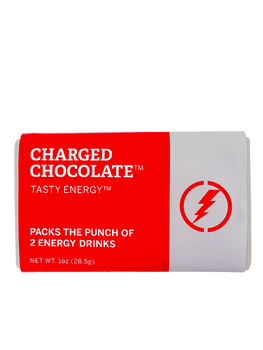 Charged Chocolate | Single Bar