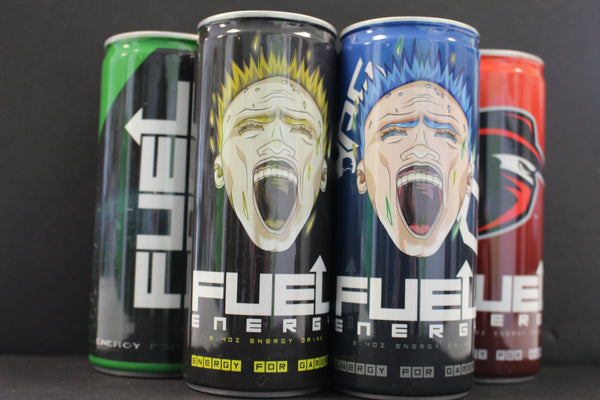 FUEL UP Energy | 4-Pack