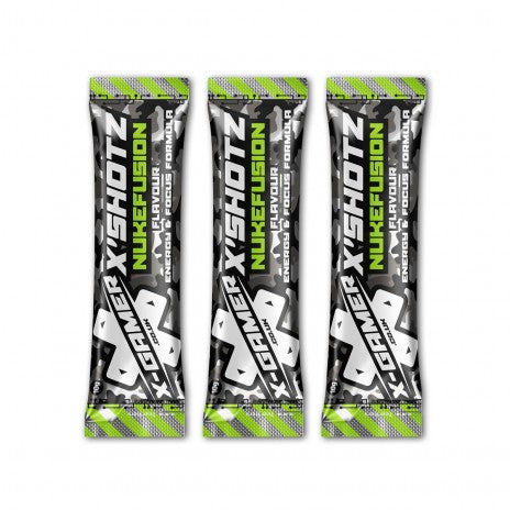 Nukefusion X-Shotz | 3 Pack