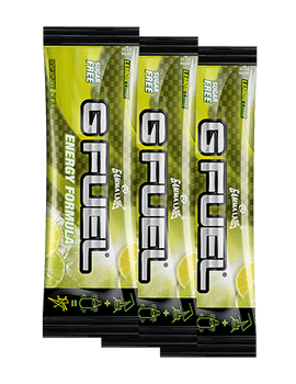G FUEL - Lemon Lime (3 Pack)