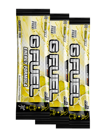 G FUEL - Lemonade (3 Pack)