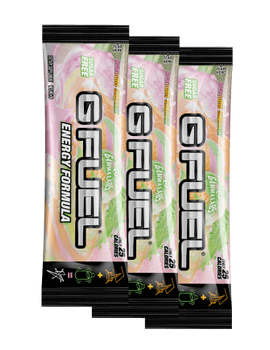 G FUEL - Rainbow Sherbet (3 Pack)