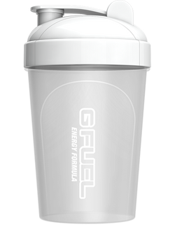 G FUEL - Winter White Shaker Cup