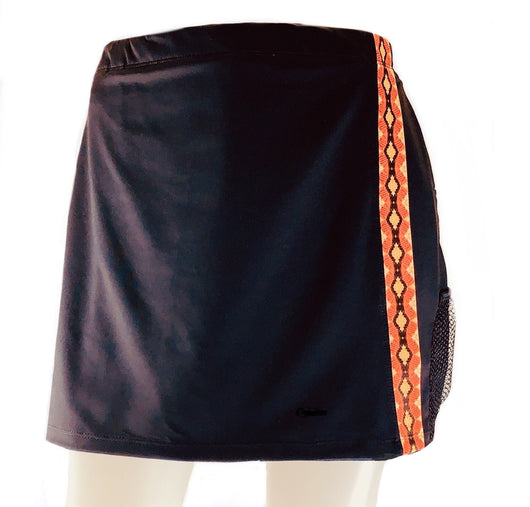 Catia  |  Women's Exercise Skirt with Three Pockets.
