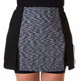 'Women's fitness skirt with three pockets.