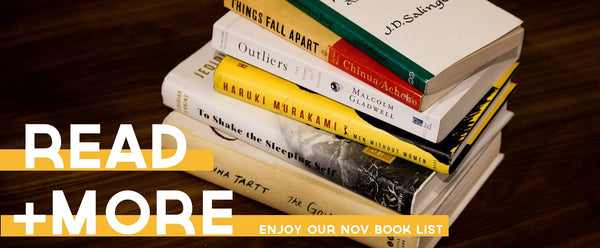 Read + More (A November Book List)