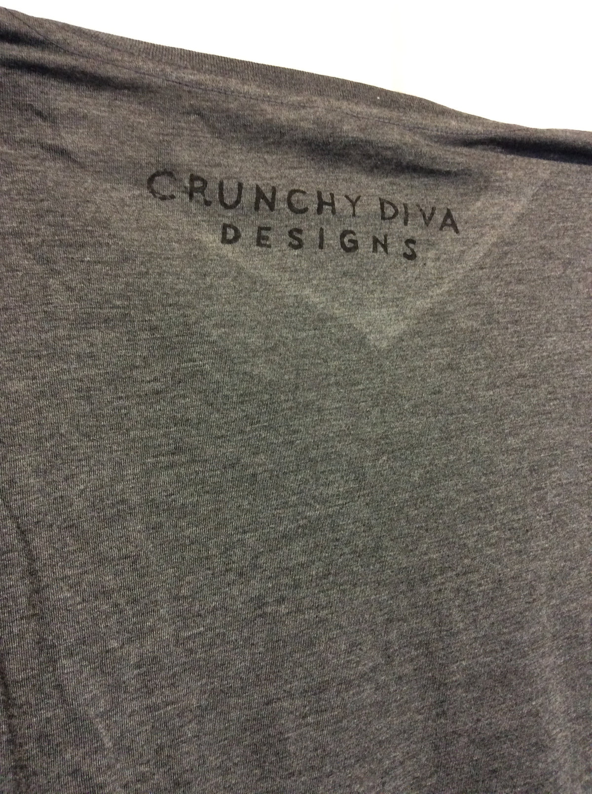 Crunchy Diva Designs Long Sleeve Top