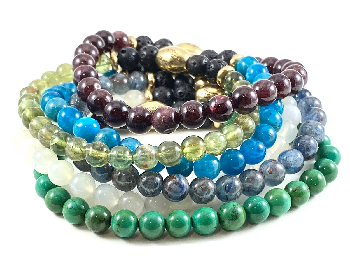 Diffuser Stretch Bracelet - 10mm